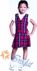 Школьный костюм для девочек Арт. F-1004