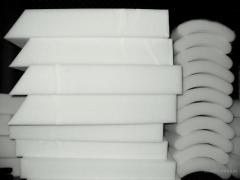 Foam rubber from 12 to 35