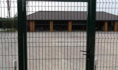 Gates for sports grounds