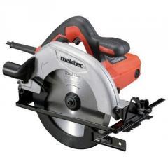 Hand Maktec MT582 circular saw