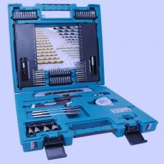 Makita D-31778 tool kit (D-31778) of 104 pieces.