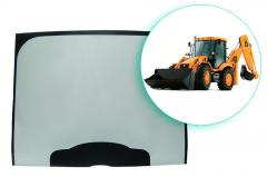 Windshield for special equipment of Shachman