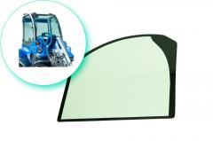Lateral glass for special equipment of Shachman