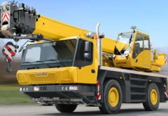 Lateral glass for the road TGS equipmen