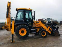 Lateral glass for the road XCMG equipmen