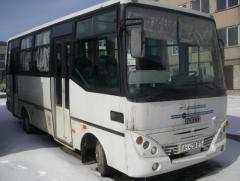 Autoglass for Uzotoyol buses