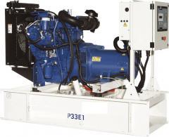 Diesel Perkins P150E 120kw generator