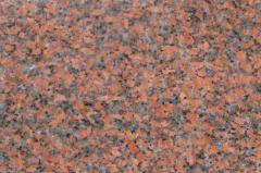 Granite blocks, plates