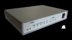 Шлюз FXS4 для организации телефонных каналов связи