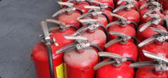 A, B, C, D fire extinguishers