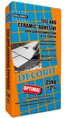 Glue for ceramic plates of OPTIMAL