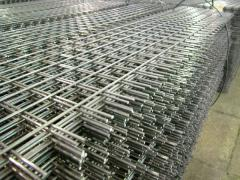 Grid for concrete reinforcing