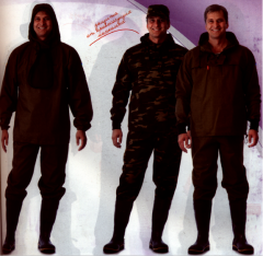 Overalls x / for protection against mosquitoes,