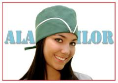 Headdress for medical personnel
