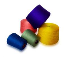 Yarn acrylic from the producer Makm