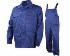 Костюм и брюки комбинированные