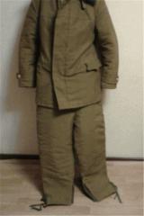 Бушлат с брюками