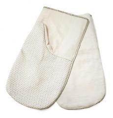 Рукавицы ватные из х/б ткани