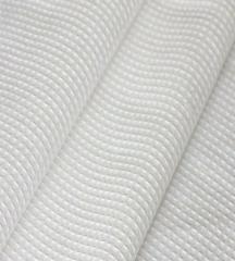 Fabrics of 100% wafer cotton