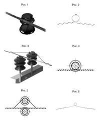 Спиральные вязки ВС