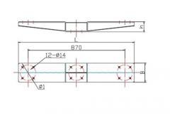 Крепежная платформа (Типа КПЛ)