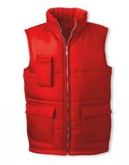 The warmed vest bilateral