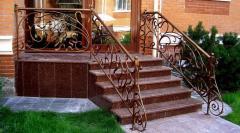 Steps granite