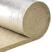 Thermal insulation with a foil