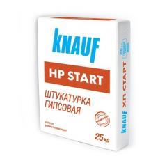Plaster Knauf hp start plaster of 25 kg