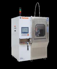 Machine of hydroabrasive cutting MWJ C4