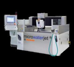 Machine of hydroabrasive cutting MWJ F4