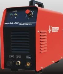 LGK-240IGBT installation of plasma cutting of