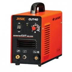 Installation of air and plasma cutting Jasic...
