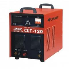 Installation of air and plasma cutting Jasic CUT 120