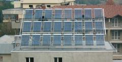 Системы солнечного нагрева воды, гелиосистемы