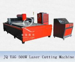 JQ-1325-YAG500W portal solid-state and laser machine