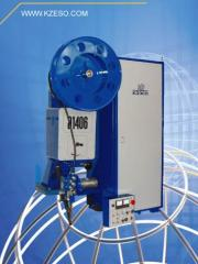 Automatic machine for arc welding of A-1406