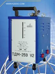 TDM 259 welding transformer