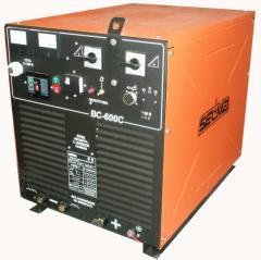 Выпрямитель сварочный ВС-600 C