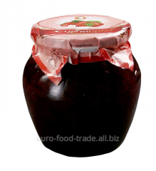 Jam from strawberry of 550 ml