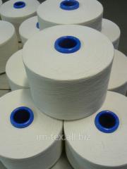 Cord yarn koltsepryadilny