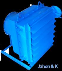 Unit vozdushno heating