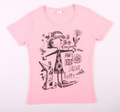 Детская футболка на девочку модель 9