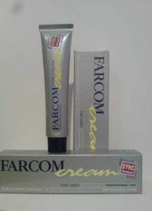 FARCOM cream hair colors