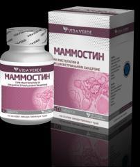 Preparation for female health Mammostin