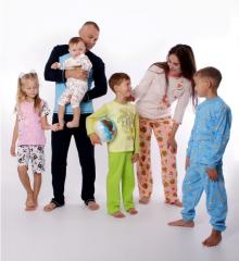 Knitted products for all family