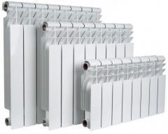 Steel radiators