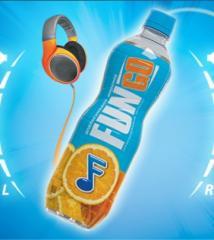 Напиток сокосодержащий FunGo
