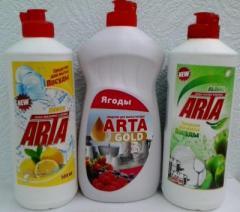 ARTA liquid detergen