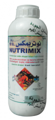 Fertilizer of Nutrimiks 10 SL